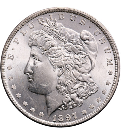 USA Morgan Dolar 1897, Filadelfia