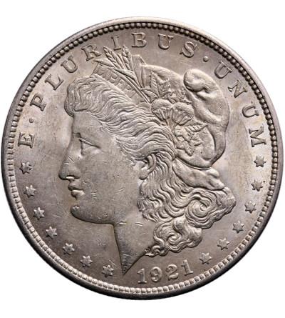 USA Morgan Dolar 1921, Filadelfia