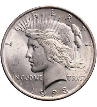 USA Peace Dolar 1923, Filadelfia