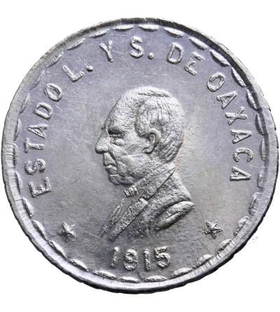 Meksyk - Oaxaca 1 Peso 1915