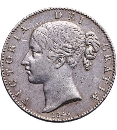 Great Britain Crown 1845, Victoria