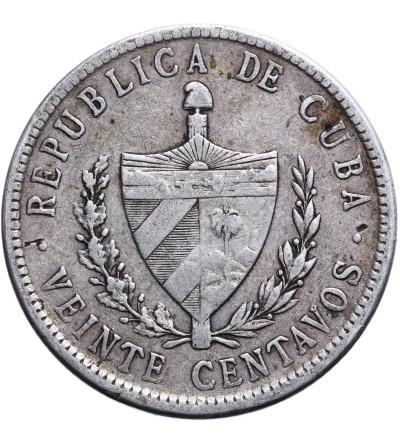 Kuba 20 Centavos 1920