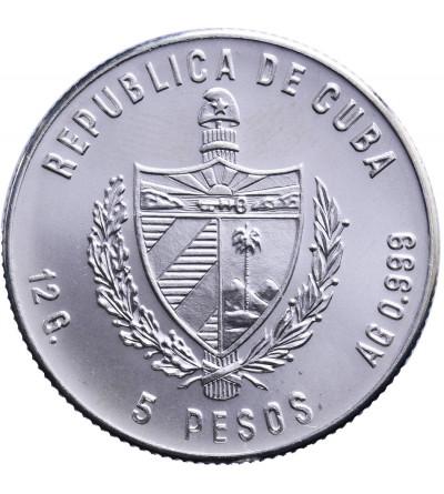 Kuba 5 Pesos 1981