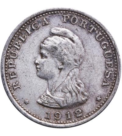 India Portuguese Rupee 1912
