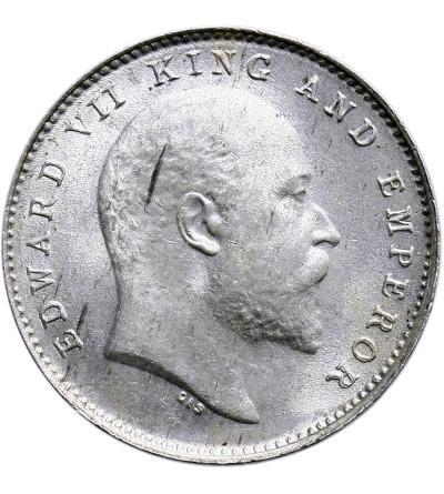 Indie Brytyjskie 2 Annas 1906 (c), Kalkuta, Edward VII