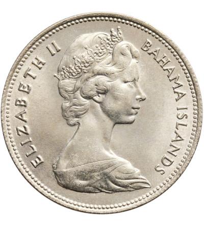 Bahamas 50 Cents 1966