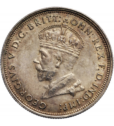 Australia Florin 1927, Opening of Parliament House, Canberra