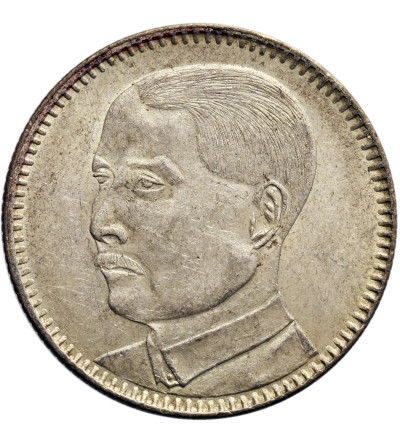 Chiny Kwangtung 20 centów 1929