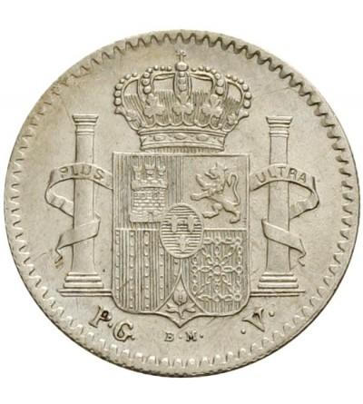 Portoryko 5 centavos 1896