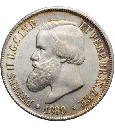 Brazil 2000 Reis 1889