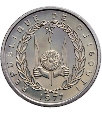 Dżibuti 100 franków 1977, ESSAI (próba)