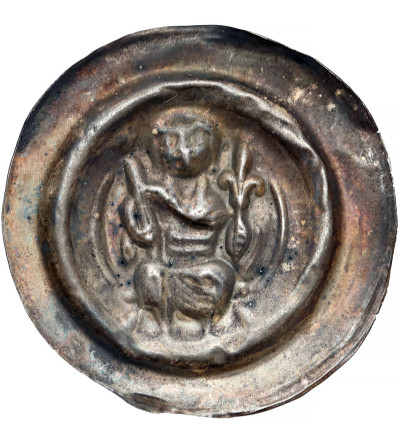 Gernany. Sachsen (Haus Wettin) Brakteatent, Maissen, Dietrich der Bedrängte 1197-1221