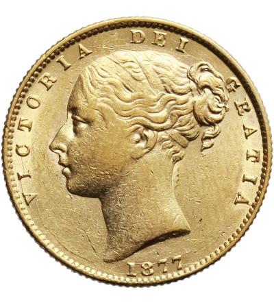 Australia Sovereign 1877 S, Sydney