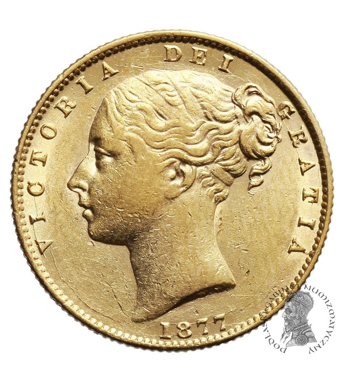 Australia 1 Suweren 1877 S, Sydney