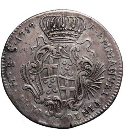 Malta XXX (30) Tari 1757, Emmanuel Pinto 1741-1773