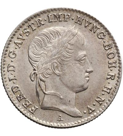 Austria 5 Kreuzer 1838 A, Wien, Ferdinand I