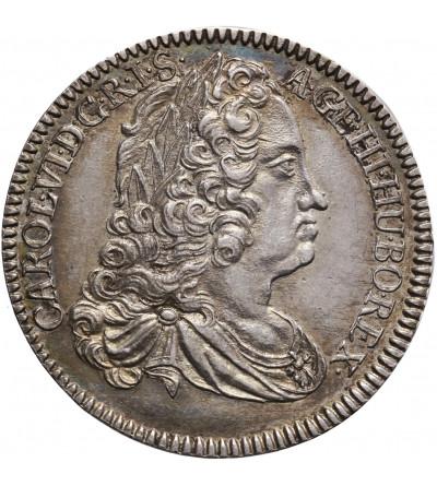 Austria 1/4 talara 1740, Hall, Karol VI