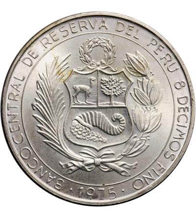 Peru 200 Soles 1975, Chavez i Quinones