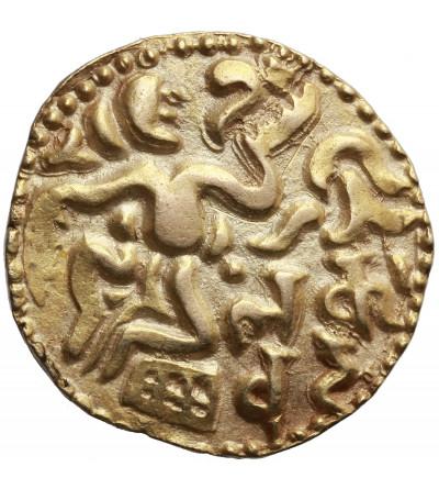 Sri Lanka (Ceylon). Królestwo Polonnaruwa 1056–1236 AD. Złoty AV Kahavanu, anonimowy