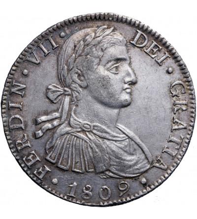 Meksyk 8 reali 1809 TH, Mexico City, Ferdynand VII