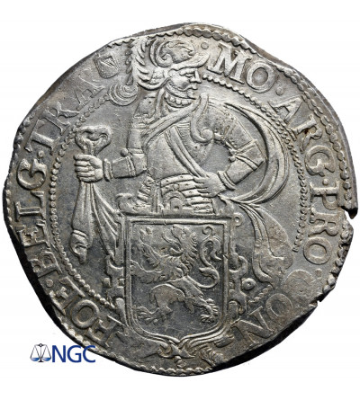 Netherlands. Taler (Leeuwendaalder / Lion Daalder) 1648, Utrecht - NGC MS 62