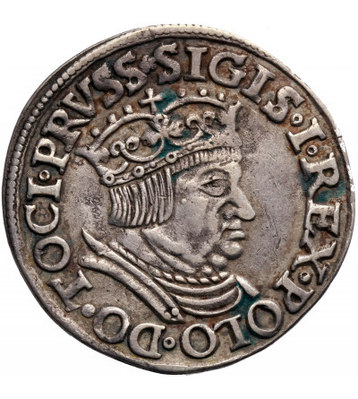 Poland. Trojak (3 Groschen) 1536, Gdansk (Danzig) mint