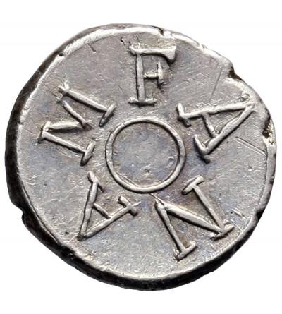 Cejlon Fanam Token (1/12 Rix Dollar) bez daty (1814-1815)