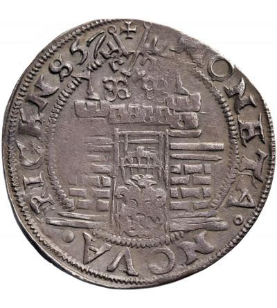 Zakon Kawalerów Mieczowych. Henryk von Galen 1551-1557. 1/2 marki 1557, Ryga