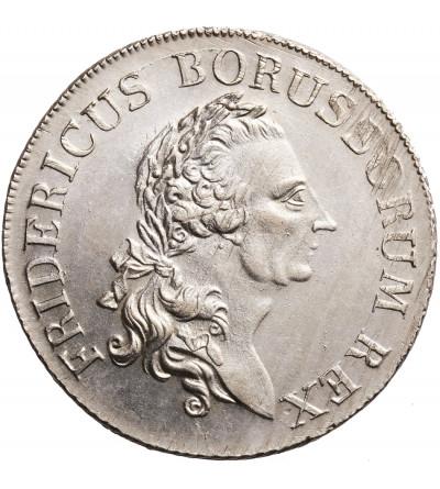 Prusy. Fryderyk II Wielki 1740-1786. 1/3 talara (Reichstaler) 1775 B, Wrocław