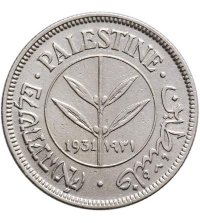 Palestyna 50 Mils 1931