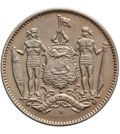 Brytyjskie Północne Borneo 1 cent 1938 H