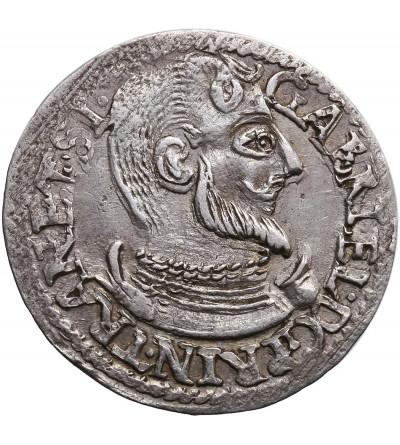 Siedmiogród. Trojak (3 grosze) 1609, Gabriel Batory