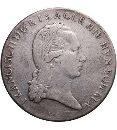 Austria. Talar (Kronentaler) 1794 M, Mediolan