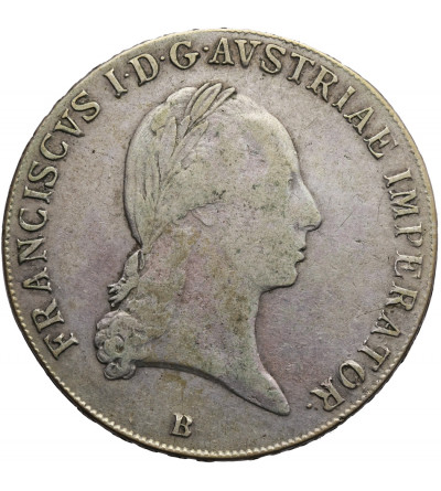 Austria talar 1818 B, Kremnica, Franciszek I