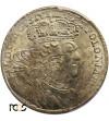 Polska, August III Sas. Ort (18 groszy) 1755 EC, Lipsk - PCGS MS 63