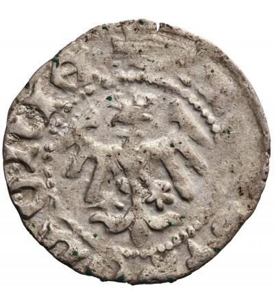 Polska. Władysław Jagiełło 1386–1434. Półgrosz bez daty (1410-1412), Kraków