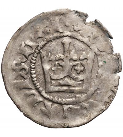 Polska. Władysław Jagiełło 1386–1434. Półgrosz bez daty (1406-1407), Kraków
