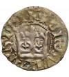 Poland. Ladislaus Jagiello 1386–1434. Half Groschen ND (1408-1410), Cracow