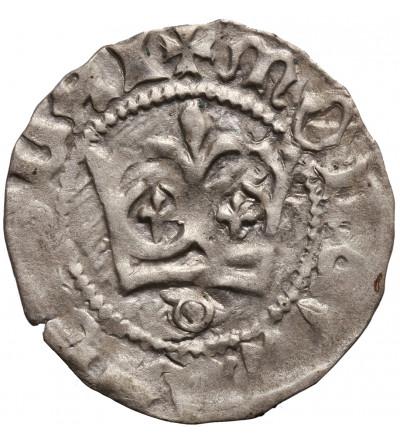 Poland. Ladislaus Jagiello 1386–1434. Half Groschen ND (1410-1412), Cracow