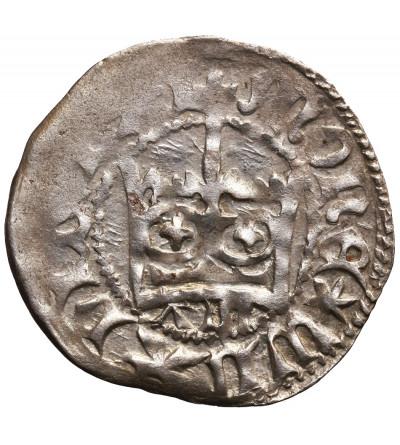 Poland. Ladislaus Jagiello 1386–1434. Half Groschen ND (1399-1402), Cracow