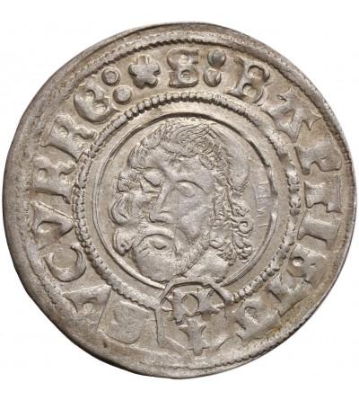 Śląsk. Księstwo nyskie biskupów wrocławskich, Jan V Turzo 1506–1520. Grosz 1506 (15-6), Nysa