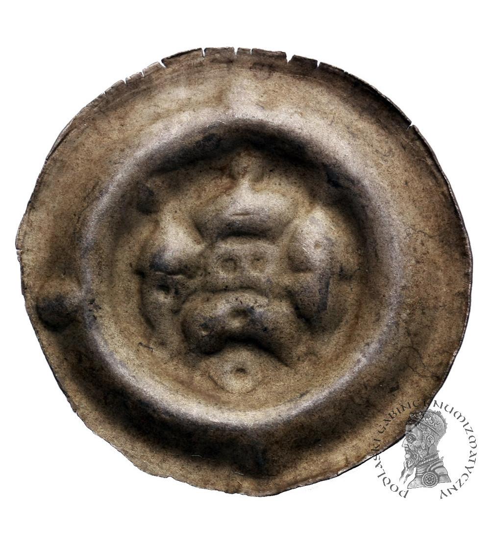 Silesia / Schlesien. AR Brakteat no date, XIIIth century