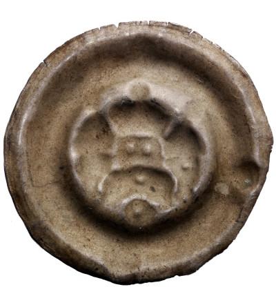 Śląsk. Brakteat szeroki bez daty, XIII wiek