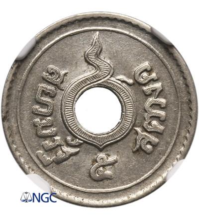 Tajlandia 5 Satang RS 128 / 1909 AD - NGC MS 62