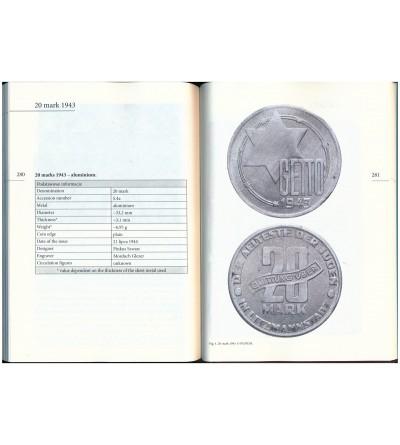 Money of Lodz Gehetto (Pieniądze Getta Łódzkiego) 1940-1944, Jacek Sarosiek 2017