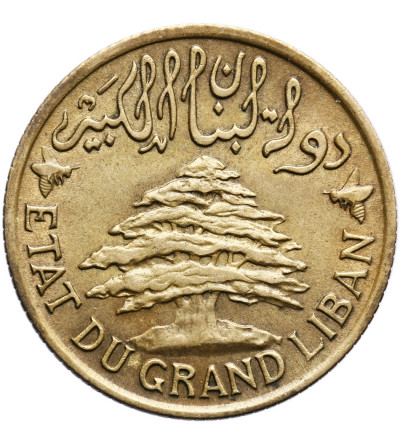 Liban 5 piastrów 1931