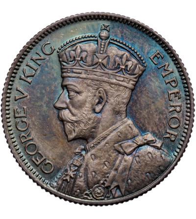 Rodezja Południowa 1 szyling 1932, Jerzy V - Proof