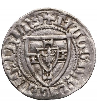 Zakon Krzyżacki, Winrych von Kniprode 1351-1382. Szeląg bez daty, Toruń