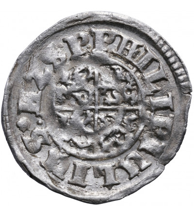 Pomorze. Filip Juliusz 1592-1625. Grosz (1/24 talara) 1612, Nowopole