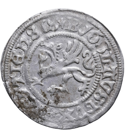 Pomorze, Bogusław X 1478-1523. Szeląg 1501, Szczecin